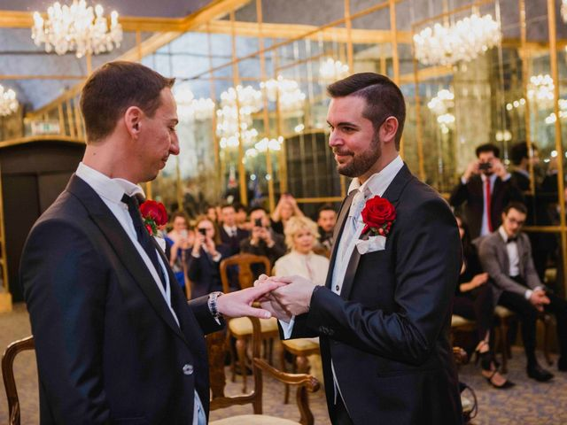 Il matrimonio di Alessio e Massimo a Milano, Milano 17