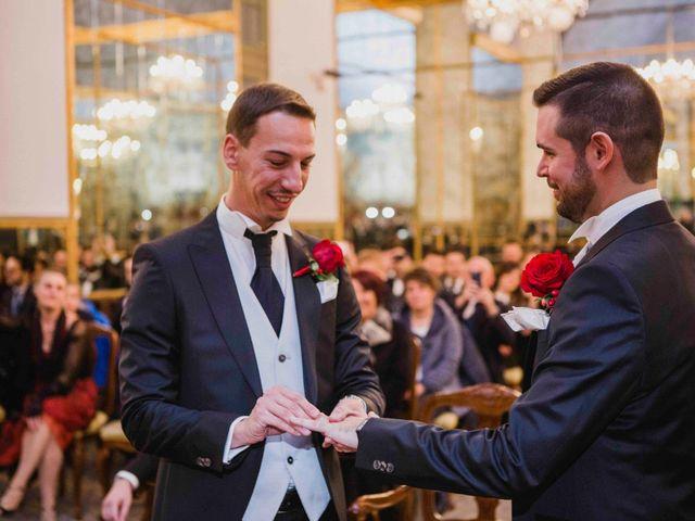 Il matrimonio di Alessio e Massimo a Milano, Milano 18