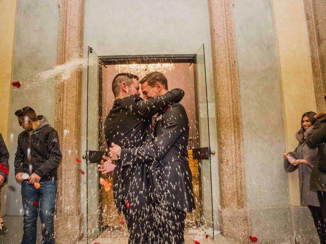 Il matrimonio di Alessio e Massimo a Milano, Milano 19