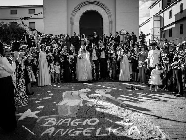 Il matrimonio di Biagio e Angelica a Chiaramonte Gulfi, Ragusa 17