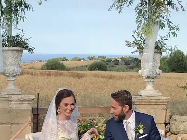 Il matrimonio di Sergio e Irene a Brucoli, Siracusa 4