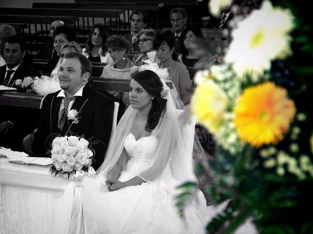 Il matrimonio di Simone e Simona a Brescia, Brescia 41