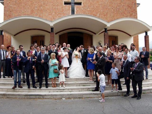 Il matrimonio di Simone e Simona a Brescia, Brescia 51