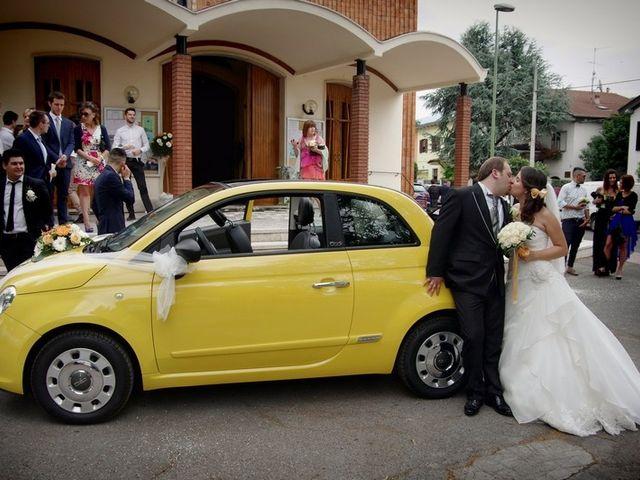 Il matrimonio di Simone e Simona a Brescia, Brescia 1