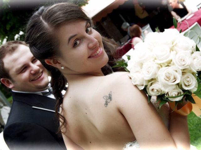 Il matrimonio di Simone e Simona a Brescia, Brescia 56