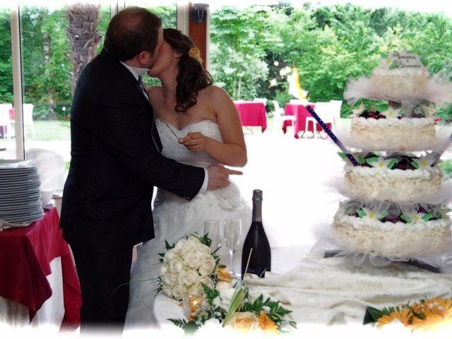 Il matrimonio di Simone e Simona a Brescia, Brescia 79