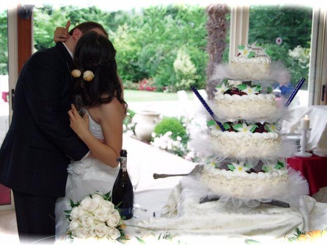 Il matrimonio di Simone e Simona a Brescia, Brescia 80