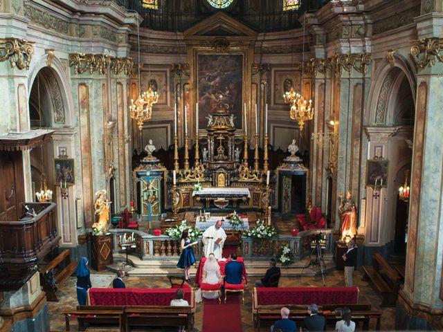 Il matrimonio di Emanuele e Natalia a Alba, Cuneo 11