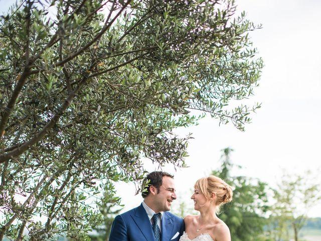 Il matrimonio di Emanuele e Natalia a Alba, Cuneo 17