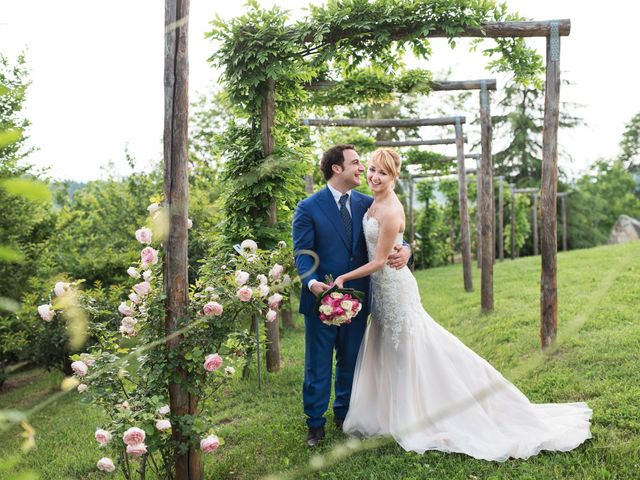 Il matrimonio di Emanuele e Natalia a Alba, Cuneo 18