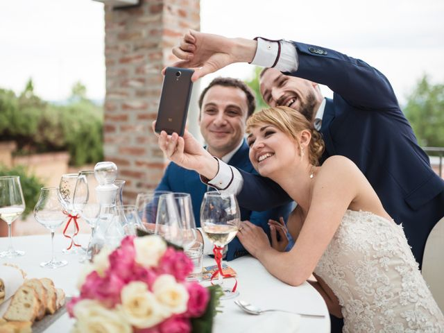 Il matrimonio di Emanuele e Natalia a Alba, Cuneo 28