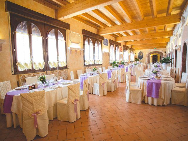 Il matrimonio di Cristian e Elena a Casteldidone, Cremona 13