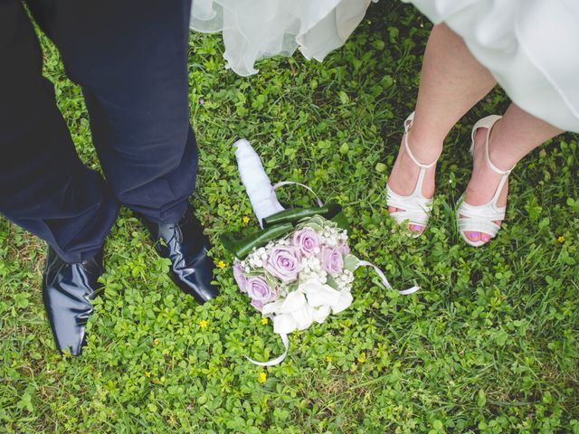 Il matrimonio di Cristian e Elena a Casteldidone, Cremona 19