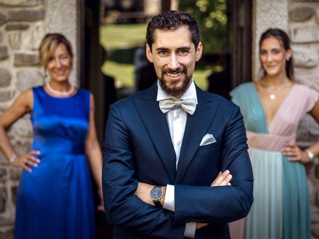 Il matrimonio di Dante e Valentina a Calolziocorte, Lecco 5