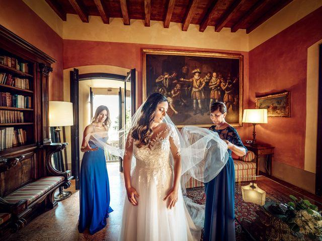 Il matrimonio di Dante e Valentina a Calolziocorte, Lecco 14