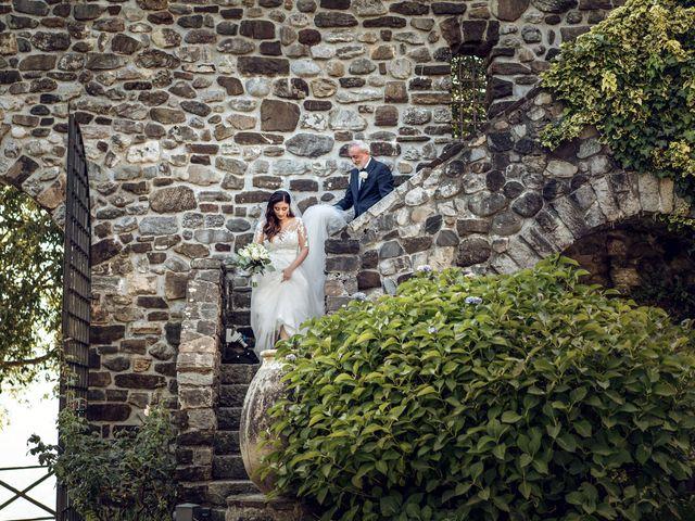 Il matrimonio di Dante e Valentina a Calolziocorte, Lecco 19