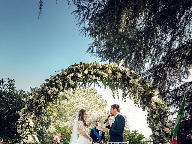 Il matrimonio di Dante e Valentina a Calolziocorte, Lecco 23