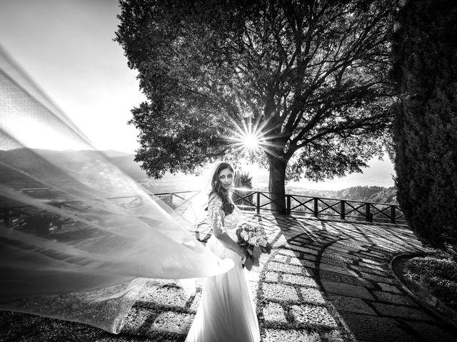 Il matrimonio di Dante e Valentina a Calolziocorte, Lecco 29