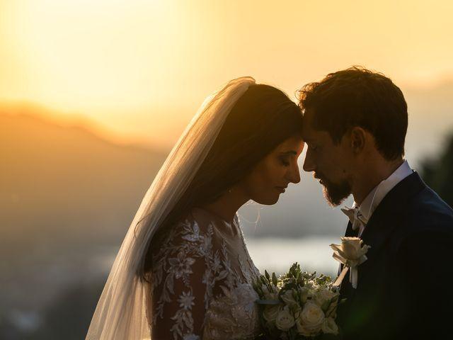 Il matrimonio di Dante e Valentina a Calolziocorte, Lecco 34
