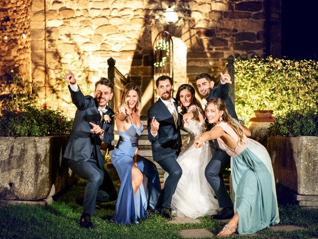 Il matrimonio di Dante e Valentina a Calolziocorte, Lecco 48