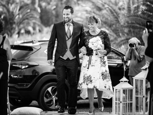 Il matrimonio di Mara e Nicola a Ameglia, La Spezia 20