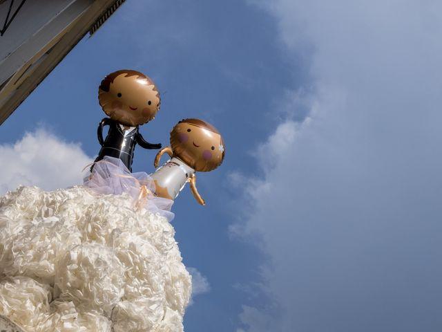 Il matrimonio di Mara e Nicola a Ameglia, La Spezia 21