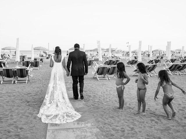 Il matrimonio di Mara e Nicola a Ameglia, La Spezia 22