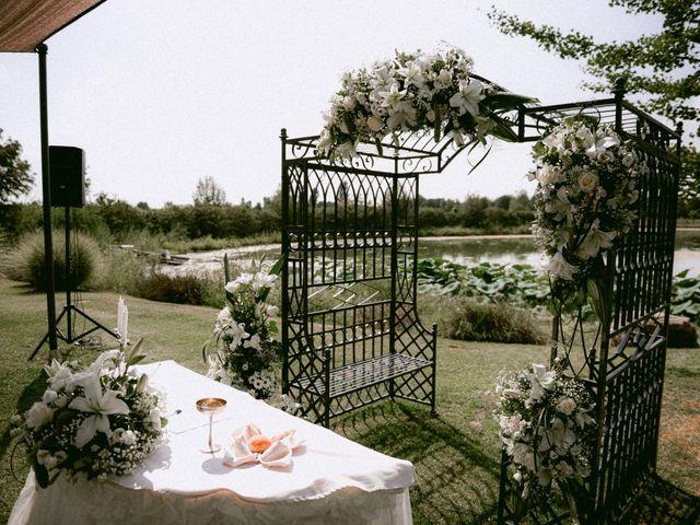 Il matrimonio di Thomas e Juliana a Castrezzato, Brescia 5