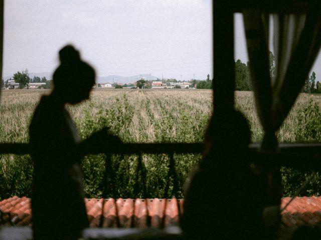 Il matrimonio di Thomas e Juliana a Castrezzato, Brescia 13