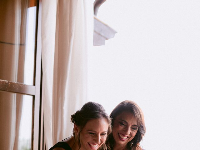 Il matrimonio di Thomas e Juliana a Castrezzato, Brescia 14