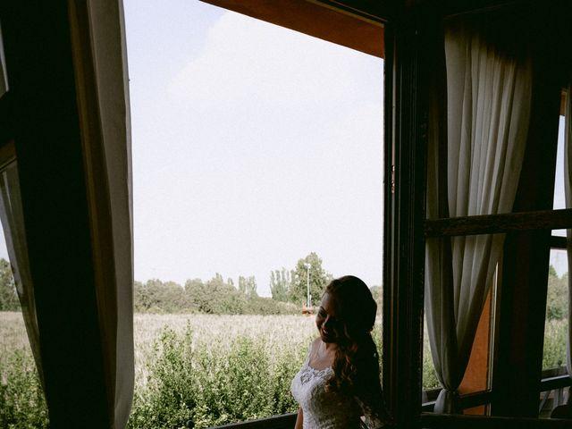 Il matrimonio di Thomas e Juliana a Castrezzato, Brescia 20