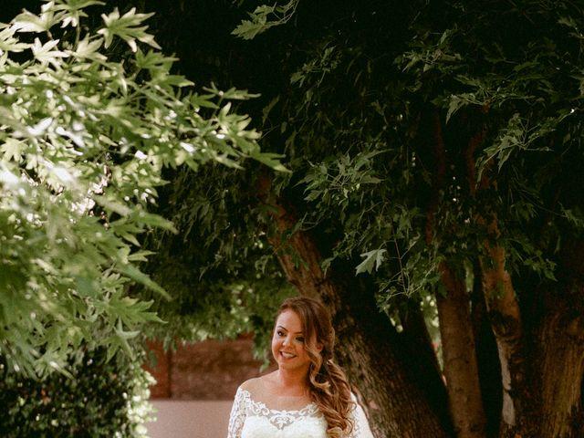 Il matrimonio di Thomas e Juliana a Castrezzato, Brescia 25