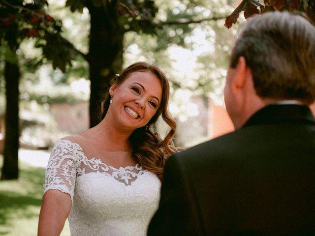 Il matrimonio di Thomas e Juliana a Castrezzato, Brescia 28