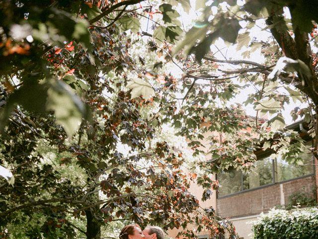 Il matrimonio di Thomas e Juliana a Castrezzato, Brescia 30
