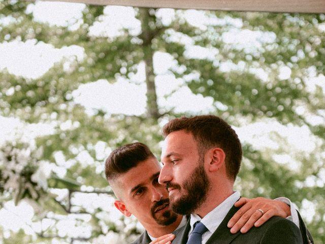 Il matrimonio di Thomas e Juliana a Castrezzato, Brescia 36