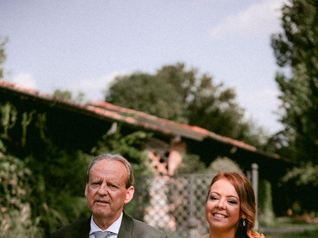 Il matrimonio di Thomas e Juliana a Castrezzato, Brescia 38