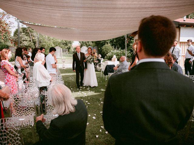Il matrimonio di Thomas e Juliana a Castrezzato, Brescia 44