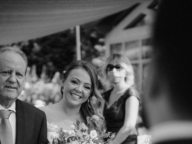 Il matrimonio di Thomas e Juliana a Castrezzato, Brescia 45