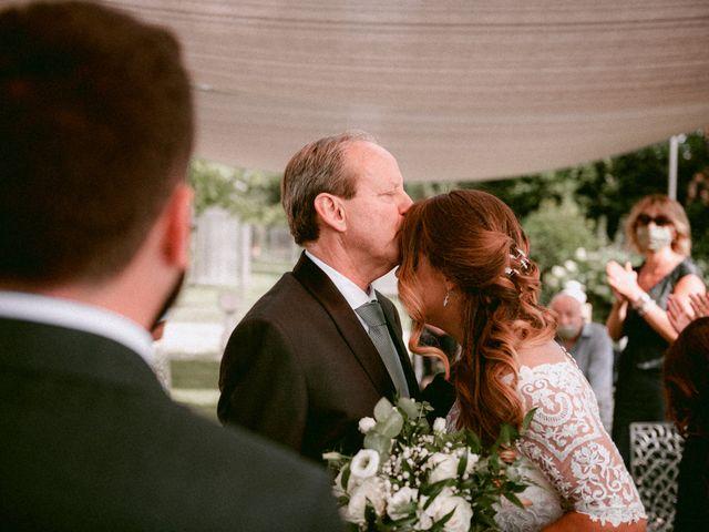 Il matrimonio di Thomas e Juliana a Castrezzato, Brescia 47