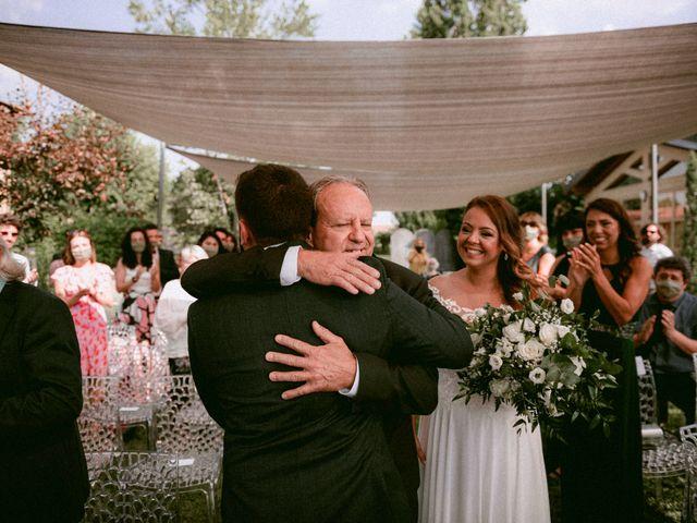 Il matrimonio di Thomas e Juliana a Castrezzato, Brescia 48
