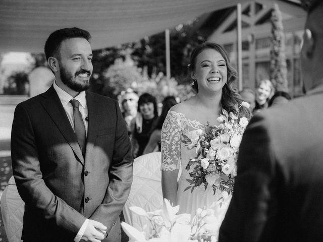 Le nozze di Juliana e Thomas