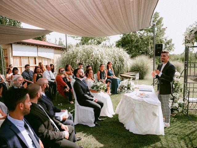 Il matrimonio di Thomas e Juliana a Castrezzato, Brescia 55