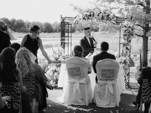 Il matrimonio di Thomas e Juliana a Castrezzato, Brescia 57