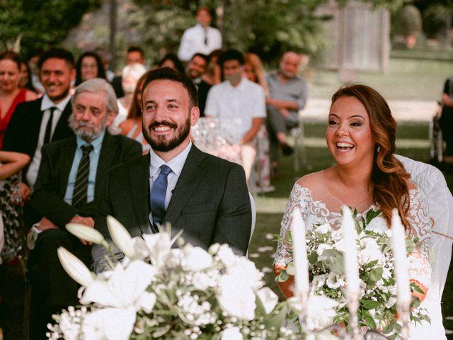 Il matrimonio di Thomas e Juliana a Castrezzato, Brescia 59