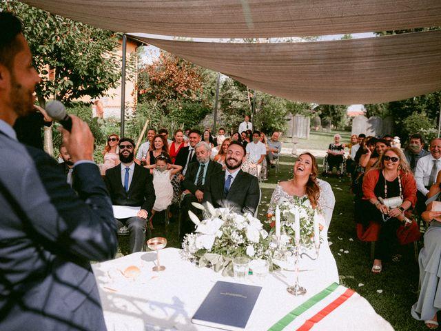 Il matrimonio di Thomas e Juliana a Castrezzato, Brescia 60