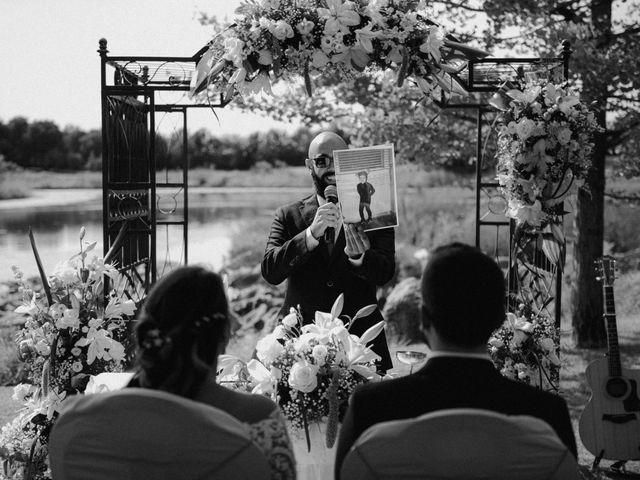 Il matrimonio di Thomas e Juliana a Castrezzato, Brescia 62