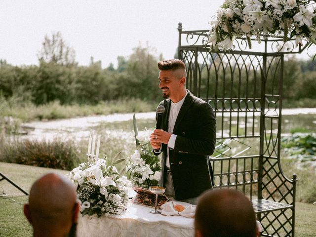 Il matrimonio di Thomas e Juliana a Castrezzato, Brescia 64