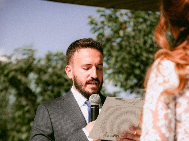 Il matrimonio di Thomas e Juliana a Castrezzato, Brescia 73