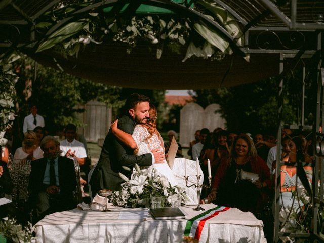 Il matrimonio di Thomas e Juliana a Castrezzato, Brescia 74