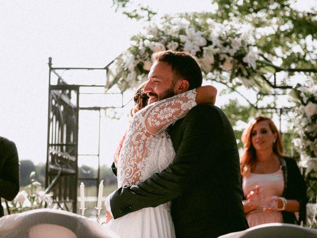 Il matrimonio di Thomas e Juliana a Castrezzato, Brescia 79